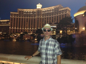 The Pretend Triathlete at the Bellagio